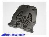 BikerFactory Piatto adattatore per portapacchi SW Motech ALU RACK a sgancio rapido QUICK LOCK per Bauletti TRAY mod. Basic S M GPT.00.152.46000 B 1013380