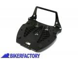 BikerFactory Piatto adattatore per portapacchi SW Motech ALU RACK a sgancio rapido per bauletti HEPCO%26BECKER GPT.00.152.410 1000381