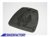 BikerFactory Piatto adattatore per portapacchi SW Motech ALU_RACK a sgancio rapido QUICK LOCK per Bauletti TRAY mod. L e XL GPT.00.152.46100 B 1013381