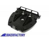 BikerFactory Piatto adattatore per portapacchi SW Motech ALU_RACK a sgancio rapido X bauletti GIVI KAPPA Monolock GPT.00.152.406 1000378