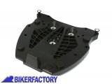 BikerFactory Piatto adattatore per portapacchi SW Motech ALU_RACK a sgancio rapido X bauletti KRAUSER. GPT.00.152.420 1000383