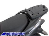 BikerFactory Portapacchi Porta Bauletto per scooter HONDA FES 125 e SH 125 150 300 GPT.01.8001.30000 B 1002984