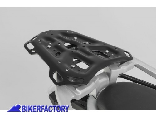 BikerFactory Portapacchi SW MOTECH ADVENTURE RACK per BMW G 310 GS GPT.07.862.19000 B 1038743