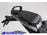 BikerFactory Portapacchi SW MOTECH SEAT RACK sella passeggero per KTM 1290 Super Duke GT GPT.04.792.40000 B 1035568
