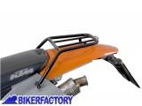 BikerFactory Portapacchi tubolare SW Motech X KTM 690 e LC4 GPB.04.054.100 1000766