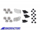BikerFactory Kit adattatori %28funghetti%29 SW Motech per borse in allumino TRAX mod. EVO KFT.00.152.200 1000408