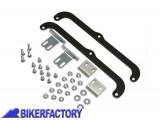 BikerFactory Kit adattatori %28funghetti%29 SW Motech per montaggio borse in alluminio HEPCO%26BECKER su telai portaborse SW Motech SIDE CARRIER KFT.00.152.111 1000345