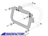 BikerFactory Kit adattatori %28funghetti e piastra%29 SW Motech su telai originali GIVI%C2%A9 per borse AERO. KFT.00.152.22700 B 1004059