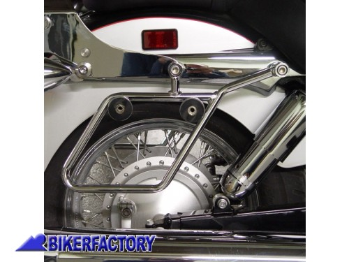 BikerFactory Kit attacchi laterali per borse Cruiseline National Cycle KIT SBC013 1004101