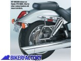 BikerFactory Kit attacchi laterali per borse Cruiseline National Cycle KIT SBC406 1004143