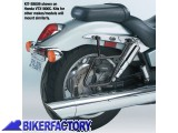 BikerFactory Kit attacchi laterali per borse Cruiseline National Cycle. KIT SB001 1004078