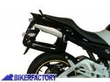 BikerFactory Kit piastre laterali %28TELAI portavaligie%29 di aggancio sgancio rapido mod. %22SIDE CARRIER%22 %28piastre base%29 x SUZUKI GSF 650 Bandit KFT.05.377.100 1003028