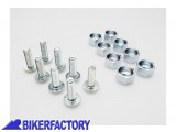 BikerFactory Kit viti fissaggio telai portaborse QUICK LOCK Side Carrier KFT.00.152.30200 S 1033609