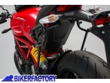 BikerFactory Telaietto laterale sinistro SW Motech SLC per DUCATI Monster 821 1200 e SuperSport S HTA.22.885.10000 1038175