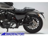BikerFactory Telaietto laterale sinistro SW Motech SLC per HARLEY DAVIDSON Sportster HTA.18.768.10001 1035128