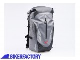BikerFactory Zaino antipioggia impermeabile SW Motech BAGS CONNECTION BARACUDA 25 Lt BC.WPB.00.003.10000 1024323
