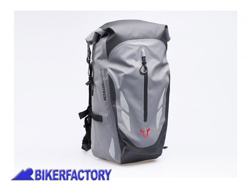 BikerFactory Zaino antipioggia impermeabile SW Motech BAGS CONNECTION BARACUDA 25 Lt BC.WPB.00.003.10001 1024323