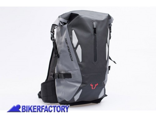 BikerFactory Zaino antipioggia impermeabile SW Motech BAGS CONNECTION TRITON 20 Lt. BC.WPB.00.004.10001 1024495