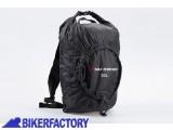 BikerFactory Zaino ripieghevole impermeabile SW Motech Flexpack. Volume 18 lt. BC.WPB.00.019.10000 1030839