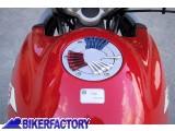 BikerFactory Kit viti ergal tappo serbatoio per Boxer 4V. 0470B 1001428