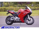 BikerFactory Carena motore inferiore e Puntale %28spoiler%29 PYRAMID colore Red %28rosso%29 x BMW F 800 S BMW F 800 ST PY07.245000B 1032662