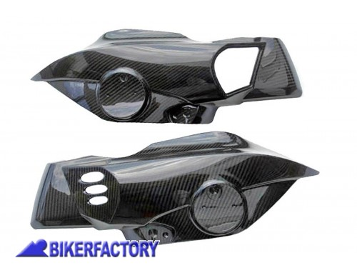 BikerFactory Kit prese d%27aria in carbonio x BMW K1200R . 3002 1010064