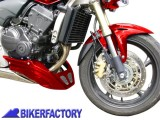 BikerFactory Puntale motore %28spoiler%29 PYRAMID colore Pearl Sienna Red %28rosso perlato%29 x HONDA CB 600 F HORNET PY01.21052F 1018901