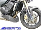 BikerFactory Puntale motore %28spoiler%29 PYRAMID colore Quasar Silver %28argento%29 PY01.21052D 1018903