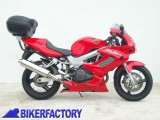 BikerFactory Puntale motore %28spoiler%29 PYRAMID colore Red %28rosso%29 x HONDA VTR 1000 F Firestorm PY01.21200B 1018909