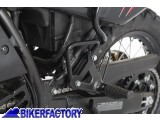 BikerFactory Maniglia cavalletto centrale SW Motech per KAWASAKI KLR 650 %28%2708 in poi%29 HPS.08.473.10100 B 1030748