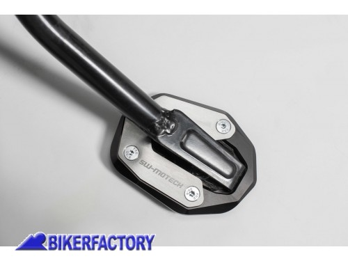BikerFactory Base maggiorata SW Motech per cavalletto laterale DUCATI Scrambler Sixty2 Classic Full Throttle Caf%C3%A9 Racer ICON Urban Enduro Flat Track Pro STS.22.577.10000 1033203