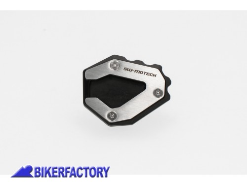 BikerFactory Base maggiorata SW Motech per cavalletto laterale KTM 1290 Super Duke GT %28%2719 in poi%29 STS.04.792.10100 1042814