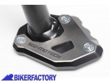 BikerFactory Base maggiorata SW Motech per cavalletto laterale KTM Adventure STS.04.102.10100 B 1027879