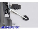 BikerFactory Base maggiorata SW Motech per cavalletto laterale TRIUMPH Tiger 800 XC XR STS.11.102.10300 1039880