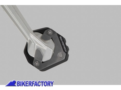 BikerFactory Base maggiorata SW Motech per cavalletto laterale Yamaha T%C3%A9n%C3%A9r%C3%A9 700 STS.06.799.10000 1044397