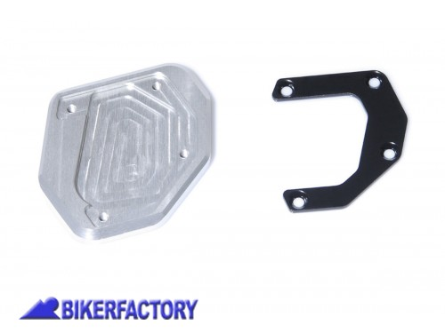 BikerFactory Base maggiorata SW Motech x cavalletto laterale BMW F 650 GS %28%2704 %2707%29 STS.07.102.10200 S 1020124