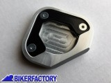 BikerFactory Base maggiorata SW Motech x cavalletto laterale BMW F 650 GS TWIN F 800 GS Adventure e HUSVARNA TR650 terra strada STS.07.102.10100 S 1021050