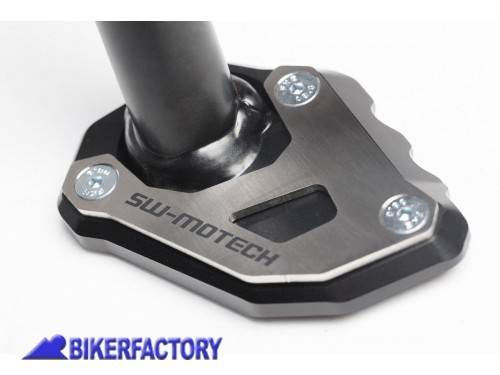 BikerFactory Base maggiorata SW Motech x cavalletto laterale KTM Adventure STS.04.102.10100 B 1027879