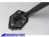 BikerFactory Base maggiorata SW Motech x cavalletto laterale YAMAHA MT 07 Moto Cage Tracer e XSR 700 STS.06.506.10000 1032139