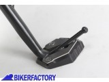 BikerFactory Base maggiorata SW Motech x cavalletto laterale YAMAHA MT 09 %28%2713 in poi%29 STS.06.448.10000 1030685