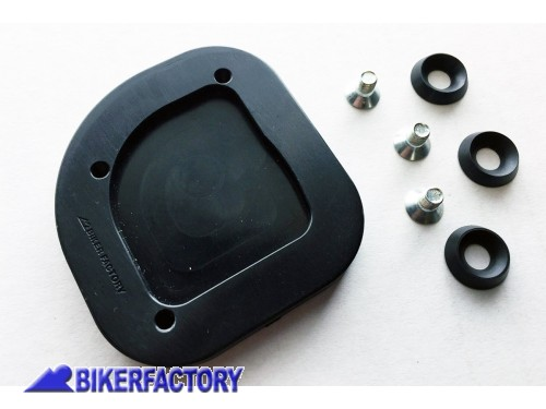 BikerFactory Base maggiorata per cavalletto laterale x BMW F650GS Twin F800GS BKF.07.8300 1001713