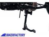 BikerFactory Cavalletto centrale SW Motech per BMW F 650 GS TWIN e F 700 GS con kit sospensioni ribassate originale BMW HPS.07.201.10000 B 1022224