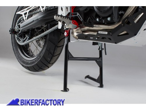 BikerFactory Cavalletto centrale SW Motech per BMW F 800 GS Adventure HPS.07.557.10000 B 1023152