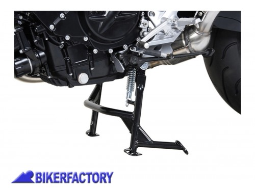 BikerFactory Cavalletto centrale SW Motech per BMW F 800 R %28%2709 in poi%29 HPS.07.669.10000 B 1000306