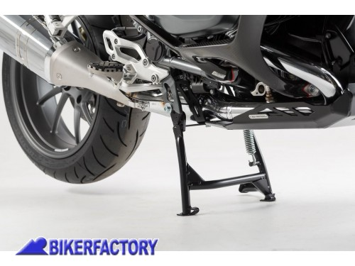 BikerFactory Cavalletto centrale SW Motech per BMW R 1200 R RS %28%2715 in poi%29 HPS.07.573.10000 B 1033155