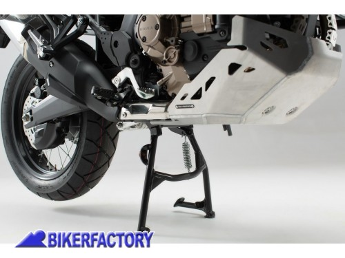 BikerFactory Cavalletto centrale SW Motech per HONDA CRF1000L Africa Twin HPS.01.622.10000 B 1033709