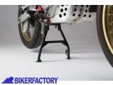 BikerFactory Cavalletto centrale SW Motech per HONDA NX 650 Dominator %28%2788 %2795%29 HPS.01.524.10000 B 1030693