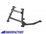 BikerFactory Cavalletto centrale SW Motech per KAWASAKI KLV 1000 %28%2704 %2706%29 SUZUKI DL 1000 V Strom %28%2702 %2707%29 HPS.05.159.100 1000773