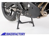 BikerFactory Cavalletto centrale SW Motech per KAWASAKI Versys 650 %28%2715 in poi%29 HPS.08.518.10001 B 1033134