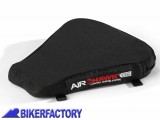 BikerFactory AIRHAWK %C2%AE %E2%80%93 CUSCINO SELLA COMFORT mod. CRUISER DS dual sport in neoprene lungh. 32cm x largh. 31 cm AHDUALSPORT 1028386